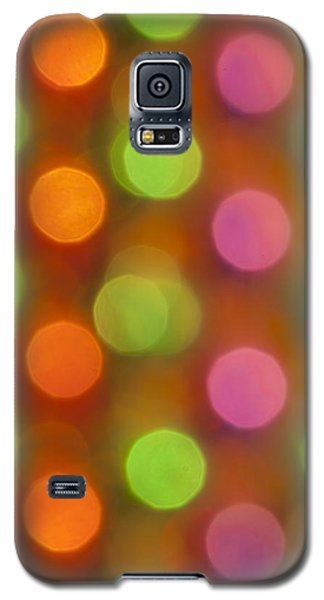 Balls Of Color Galaxy S5 Case by David Lester