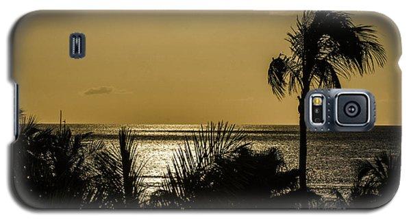 Balmy Beach Galaxy S5 Case by Judy Wolinsky
