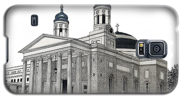 Baltimore Basilica Galaxy S5 Case
