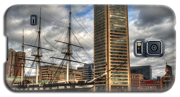 Baltimore Inner Harbor Galaxy S5 Case