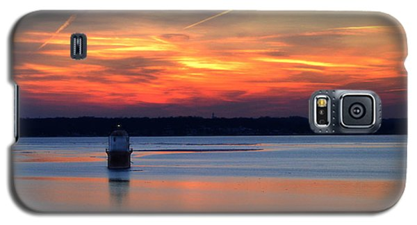 Baltimore Light At Gibson Island Galaxy S5 Case