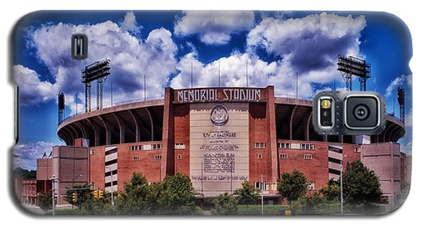 Baltimore Memorial Stadium 1960s Galaxy S5 Case