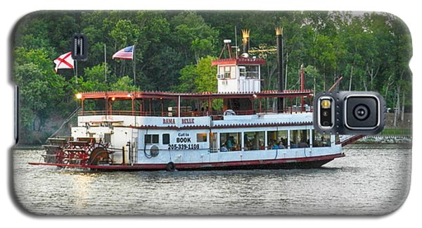 Bama Belle On The Black Warrior River Galaxy S5 Case