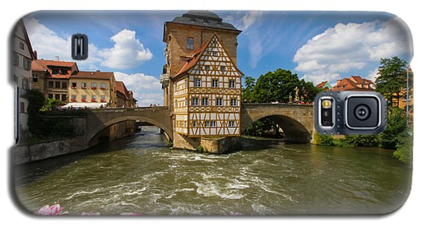 Bamberg Bridge Galaxy S5 Case