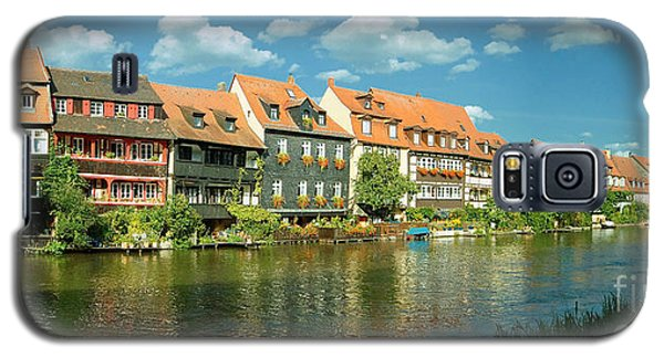 Bamberg Little Venice 1 Galaxy S5 Case by Rudi Prott