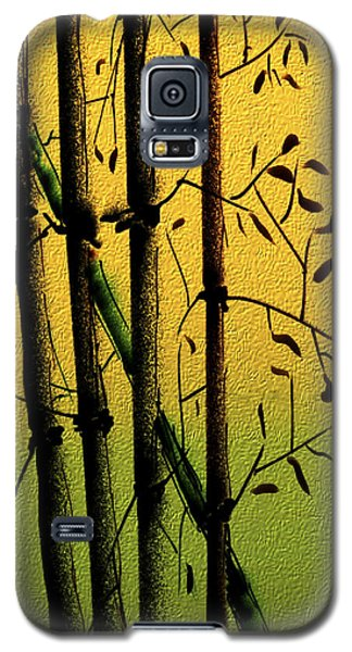 Bamboo 1 Galaxy S5 Case