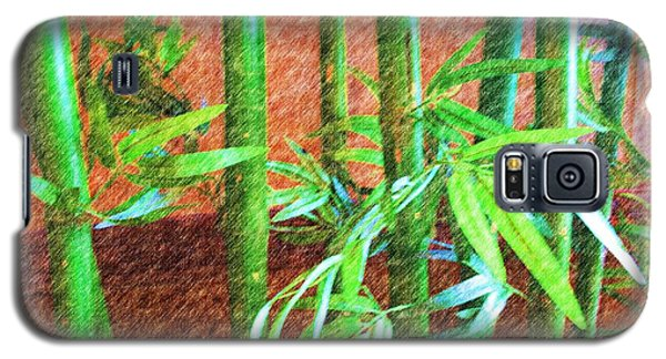 Galaxy S5 Case featuring the photograph Bamboo #1 by Luther Fine Art