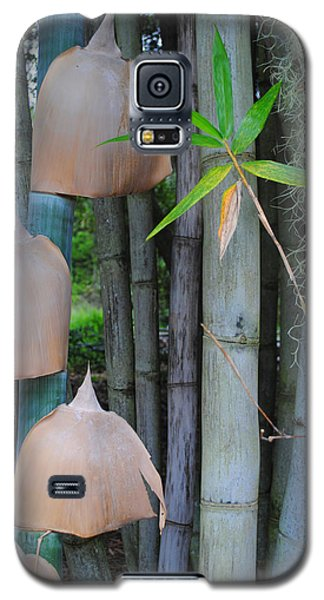 Bamboo Bells Galaxy S5 Case