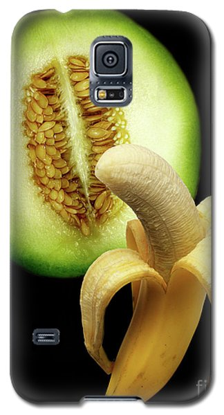 Banana And Honeydew Galaxy S5 Case