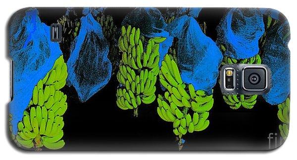 Banana Art Galaxy S5 Case by Rudi Prott