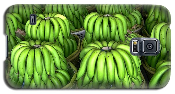 Banana Bunch Gathering Galaxy S5 Case