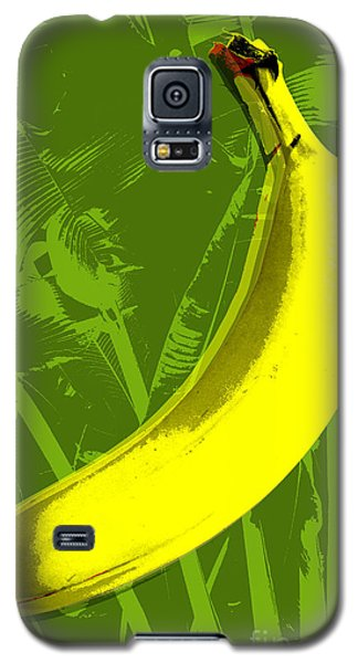 Banana Pop Art Galaxy S5 Case