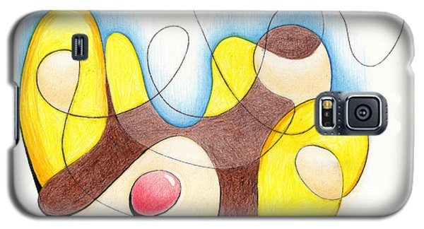 Banana Split Galaxy S5 Case