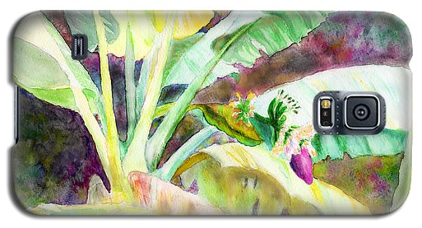 Banana Tree Galaxy S5 Case