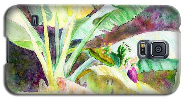 Banana Tree Galaxy S5 Case