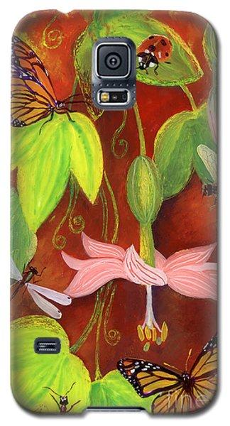 Bananapoka Galaxy S5 Case