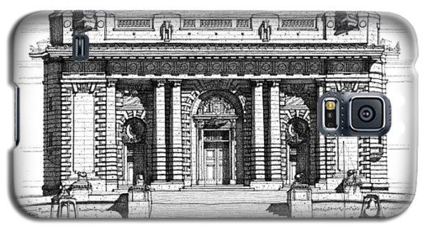 Bancroft Hall U S N A Galaxy S5 Case