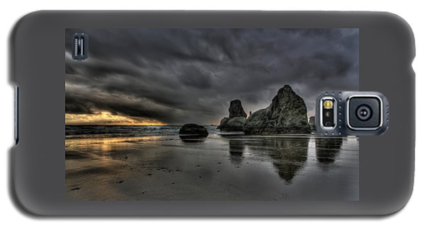 Bandon Beach Storm Galaxy S5 Case