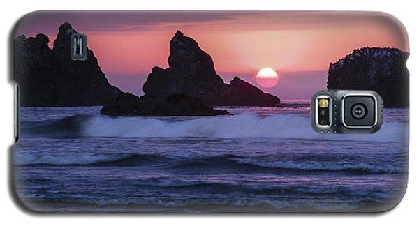 Bandon Beach Sunset Galaxy S5 Case