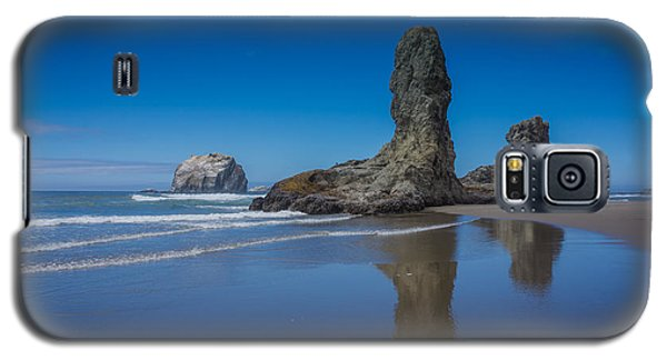 Bandon Oregon Sea Stacks Galaxy S5 Case