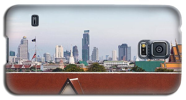 Bangkok Modern Vs Traditional Galaxy S5 Case
