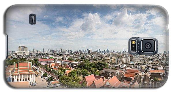 Bangkok Panorama Galaxy S5 Case