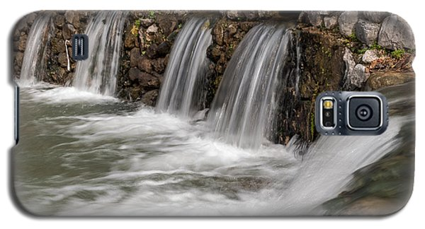 Galaxy S5 Case featuring the photograph Banias by Sergey Simanovsky