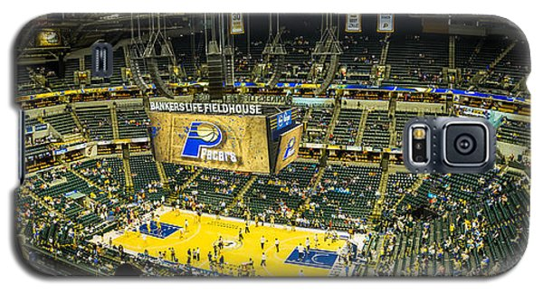 Bankers Life Fieldhouse - Home Of The Indiana Pacers Galaxy S5 Case