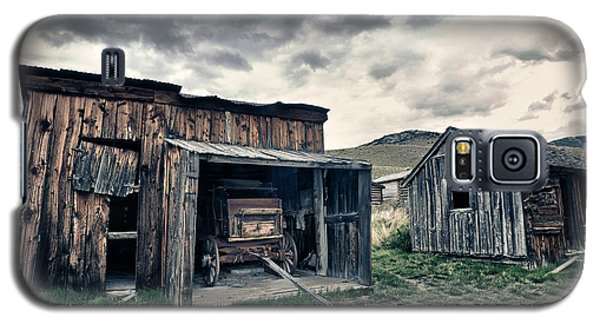 Bannack Carriage House Galaxy S5 Case