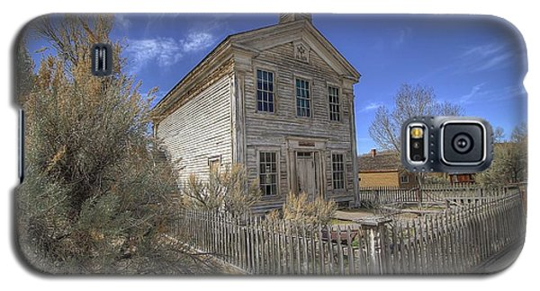 Bannack Lodge # 16 Galaxy S5 Case