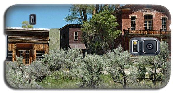 Bannack Montana's Hotel Meade Galaxy S5 Case