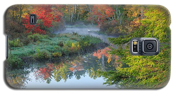 Bantam River Autumn Galaxy S5 Case