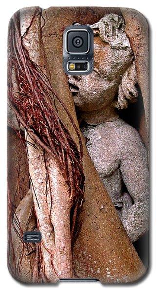 Banyan Boy Close Up Galaxy S5 Case