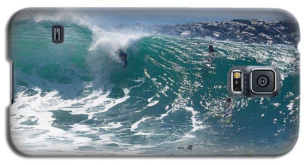 Banzai Galaxy S5 Case by Joe Schofield
