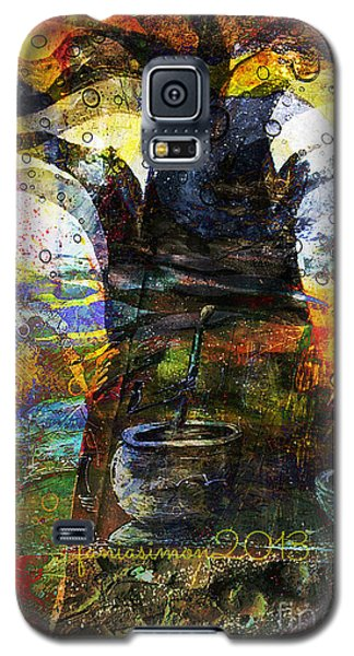 Baobab Tree  Galaxy S5 Case by Fania Simon