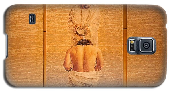 Baptism Of Jesus By Saint John The Baptist - Cathedral Of Our Lady Of The Angels Los Angeles Galaxy S5 Case