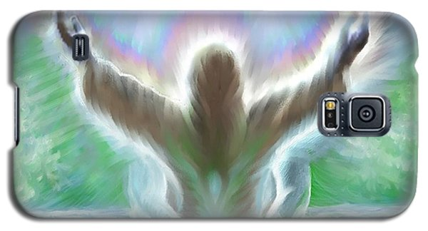 Baptism Of Yshuah Galaxy S5 Case