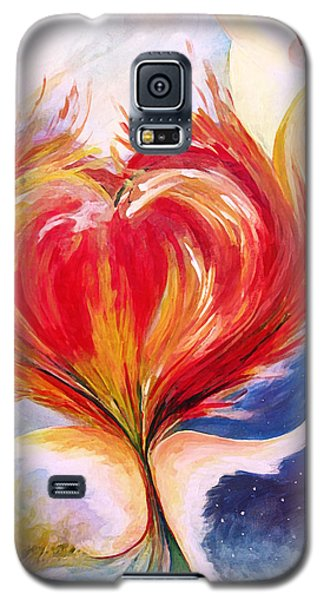 Baptize Me With Holy Fire Galaxy S5 Case