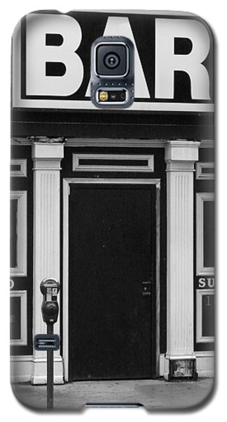 Galaxy S5 Case featuring the photograph Bar by Rodney Lee Williams