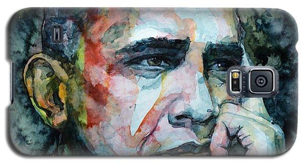 Barack Galaxy S5 Case