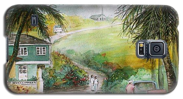 Barbados Galaxy S5 Case