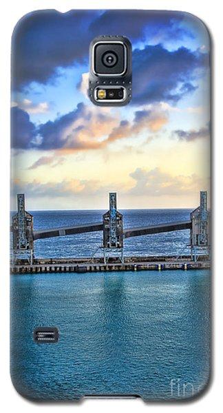 Barbados Sugar Silos Galaxy S5 Case