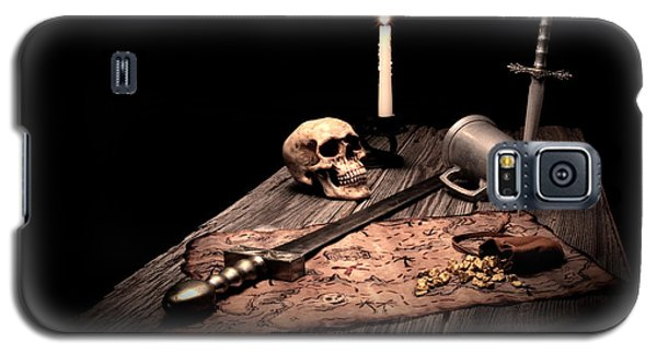 Barbarian Quest Galaxy S5 Case by Tom Mc Nemar