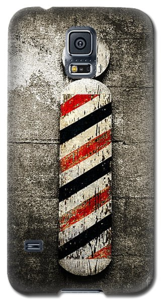Barber Pole Selective Color Galaxy S5 Case
