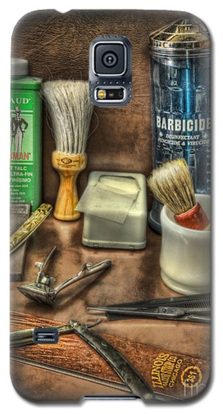 Barber Shop Tools  Galaxy S5 Case