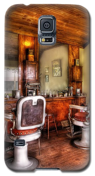 Barber - The Barber Shop II Galaxy S5 Case