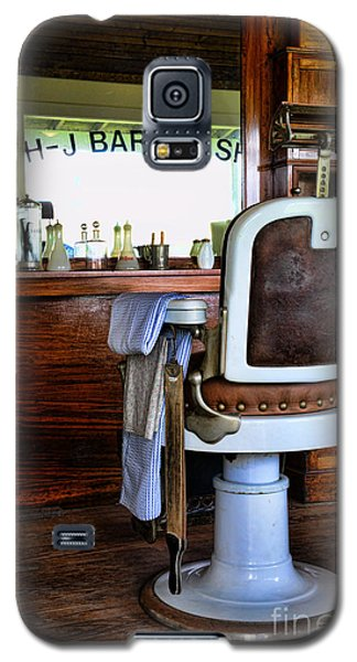 Barber - The Barber Shop Galaxy S5 Case by Paul Ward