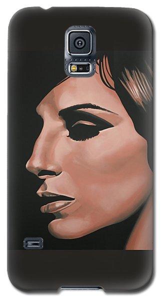 Barbra Streisand Galaxy S5 Case by Paul Meijering