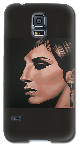 Barbra Streisand Galaxy S5 Case by Paul Meijering