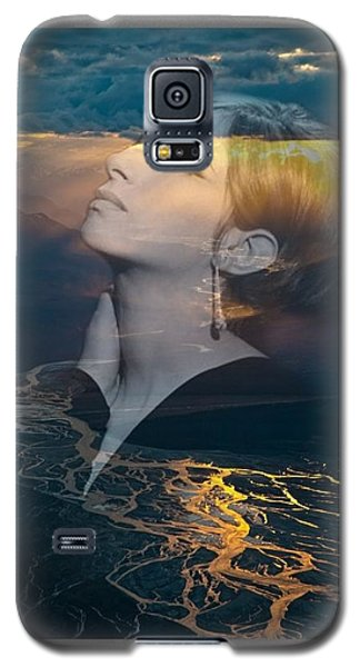 Barbra's Vision Galaxy S5 Case